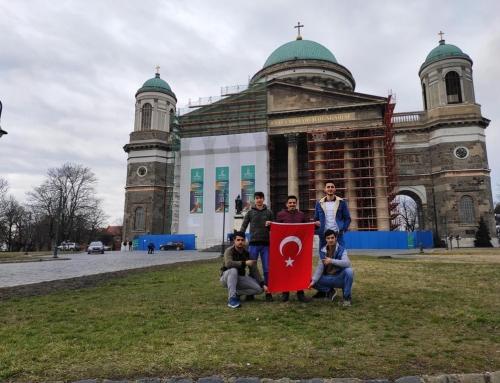Korona Salgını Öncesi Macaristan ve Çekya'da AB Stajının 1.Bölümünü Gerçekleştirdik.
