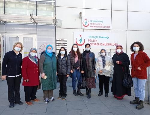 8 Martta kadınlarımızın sağlığı