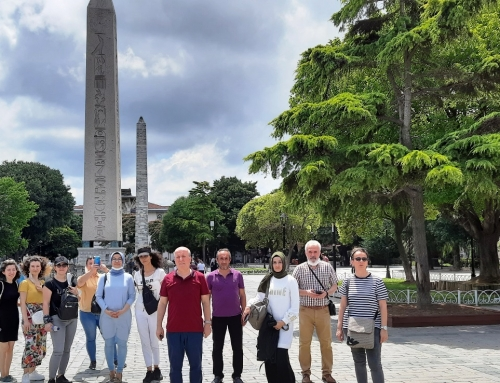 Tarihi Yarımada Ziyareti